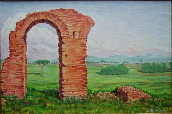 Verso i castelli romani