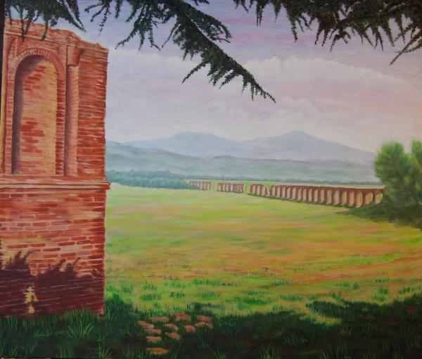 Dalla via Appia