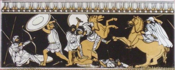 Listello Pergamo