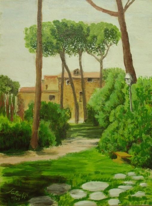 Casale sulla via Appia
