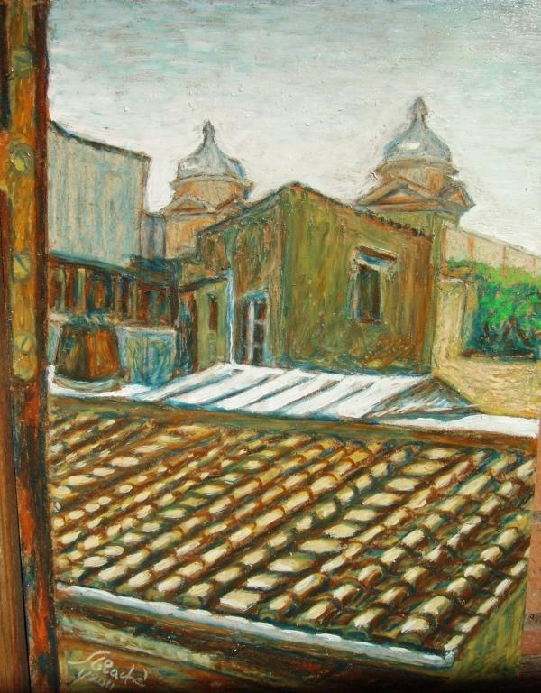 I tetti di via Margutta