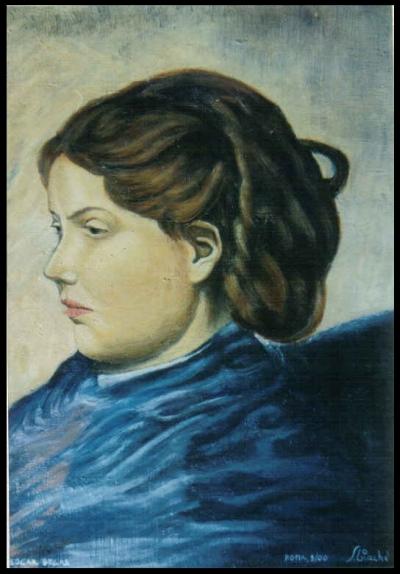 "Copia da Degas ""Mad.lle Doubigny"""